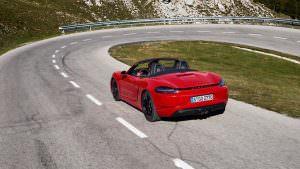 Кабриолет Porsche 718 Boxster GTS