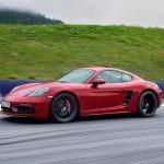 Новый Porsche 718 Cayman GTS