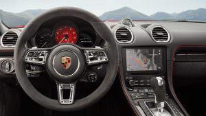 Фото салона Porsche 718 GTS