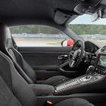 Салон Porsche 718 Cayman GTS