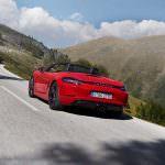 Родстер Porsche 718 Boxster GTS