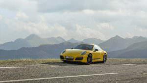 Новая Porsche 911 Carrera T 2018 года