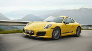 Новая Porsche 911 Carrera Touring 2018 года