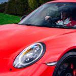 Porsche 911 Carrera 4 GTS British Legends Edition Ричард Этвуд