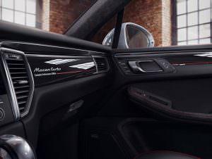 Салон Porsche Macan Turbo Exclusive Performance Edition