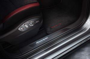 Сиденья Porsche Macan Turbo Exclusive Performance Edition