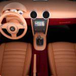 Фото салона Porsche Speedster из Boxster отStärke