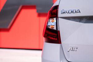 Фары Skoda Octavia Combi RS от ABT Sportsline