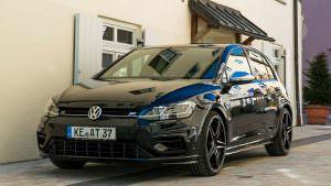 Volkswagen Golf R. Тюнинг ABT Sportsline