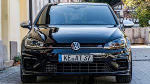 Новый Volkswagen Golf R. Тюнинг ABT Sportsline