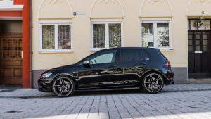 Хэтчбек Volkswagen Golf R. Тюнинг ABT Sportsline