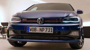 Новый 2018 Volkswagen Polo GTI