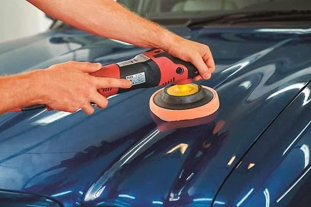 Защитная полировка кузова автомобиля