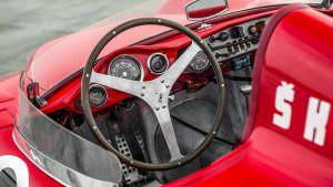 Руль Skoda 1100 OHC