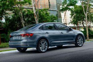 Volkswagen Virtus 2018 для Бразилии