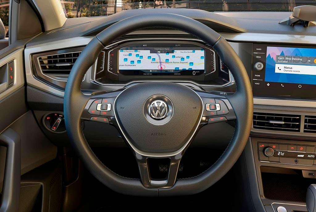 Мультируль Volkswagen Virtus