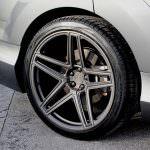 """22"""" колеса для Audi Q7 Limited Edition от Vossen Wheels"""