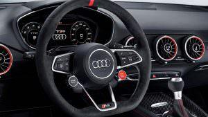 Фото салона Audi TT Clubsport Concept