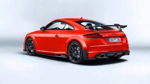 Прототип Audi TT Clubsport Concept 2017