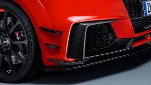 Воздухозаборники Audi TT Clubsport Concept