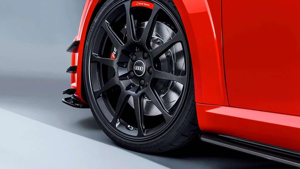 20-дюймовые колеса Audi TT Clubsport Concept