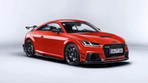 Новая Audi TT Clubsport Concept