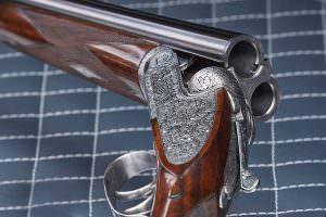 Двуствольное ружье Purdey для Bentley Bentayga Field Sports