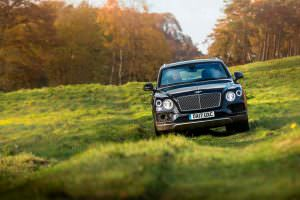 Bentley Bentayga Field Sports для охоты от Mulliner