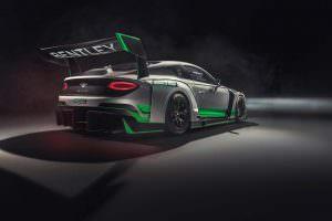 Гоночный Bentley Continental GT3 от Bentley Motorsports
