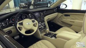 Фото салона Bentley Grand Convertible от Mulliner