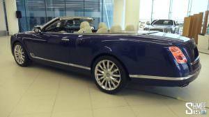Роскошный кабриолет Bentley Grand Convertible: цена $3,5 млн