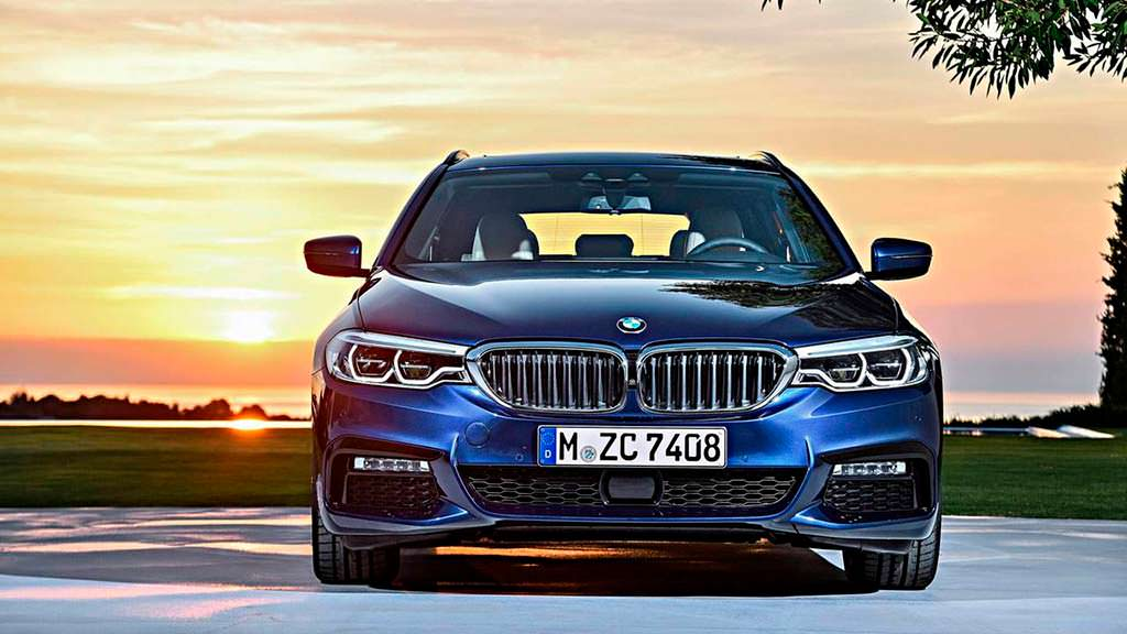 BMW 5-Series G11