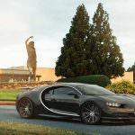 Bugatti Chiron на дисках Forgiato Technica Tec 2.4