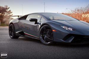 Lamborghini Huracan Performante 2017