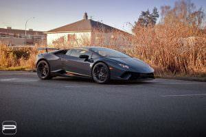 Новая Lamborghini Huracan Performante от PUR Wheels