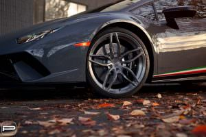 Алюминиевые кованые колёса PUR RS22