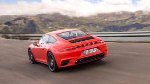 Porsche 911 нового поколения, неофициальный дизайн