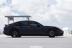 2017 Porsche Panamera. Диски P200 от HRE Wheels