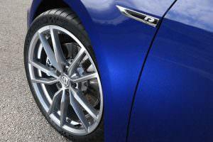 19-дюймовые колеса Spielberg для VW Golf R 2018