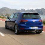 2018 Volkswagen Golf R Performance Pack