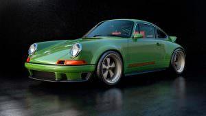 Классический Porsche 911 DLS. Тюнинг от Singer