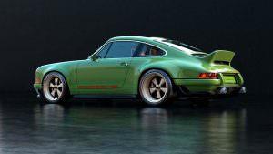 Тюнингованный ретро Porsche 911 DLS от Singer