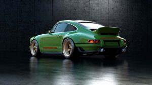Самый красивый Porsche 911 DLS от Singer