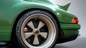 "18"" магниевые колёса BBS Motorsport для Porsche 911 DLS"