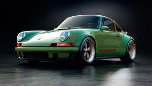 Тюнинг Porsche 911 DLS от Singer