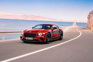 Новый Bentley Continental Supersports, неофициально