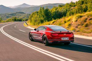 Самый быстрый Bentley Continental Supersports, неофициально