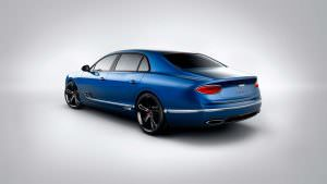 Новый Bentley Flying Spur, неофициально из Continental GT