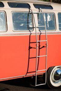 Лестница на крышу Volkswagen Microbus Deluxe