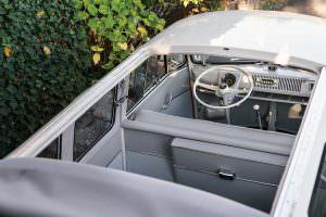 Volkswagen Microbus Deluxe 1960 года